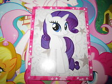 MY LITTLE PONY MON PETIT PONEY TOPPS 2014 IMAGE STICKER AUTOCOLLANT N° 128