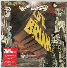 "RSD Monty Python Life Of Brian 12"" LP Picture Vinyl OST Record Store Day Rar Neu"