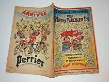 les pieds nickeles n° 12  font fortune  1952