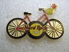 AMSTERDAM,Hard Rock Cafe Pin,BIKE Series January,VHTF