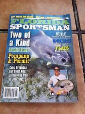 """Florida Sportsman Magazine """"Pompano & Permit"""" March 2004"""