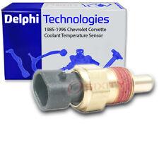 Delphi Coolant Temperature Sensor for 1985-1996 Chevrolet Corvette 5.7L V8 jv