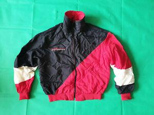 Vintage Swignster GMC Truck Motorsport Bomber Jacket, Size: L