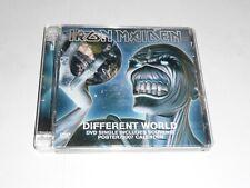 Iron Maiden -Different World (DVD Single + Souvenir Poster/2007 Calendar)