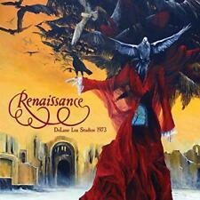 Renaissance - Delane Lea Studios 1973 (NEW CD)