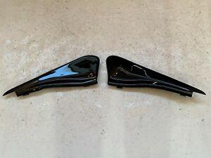 Touratech Seitendeckel schwarz für BMW R1150GS Adventure / R 1150 GS ADV GSA
