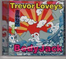 (GK73) Trevor Loveys, Body Jack - 2009 Sealed CD