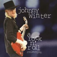 JOHNNY WINTER A Rock N' Roll Collection (2015) reissue 22-track 2-CD NEW/SEALED