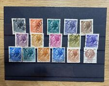 Vintage Post stamps Poste Italy,  an 5 lire 100 lire, Repvbblica Italiana, Rare