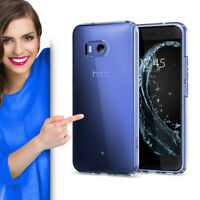 Spigen® Liquid Crystal HTC U11 Schutzhülle Case Cover Premium Soft Flex Silikon