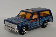 Norev Minijet. Chevrolet Blazer.  Sans boite  Echelle environ 1/60