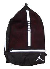 Jordan All Net Laptop Backpack (Black/Silver)