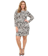 NEW Vince Camuto Plus Plus Size Current Medley Dress.SZ:1X