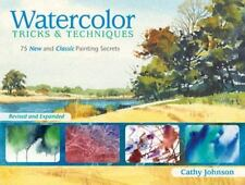 Watercolor Tricks & Techniques: 75 New a