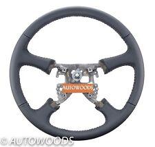 98 - 2002 Silverado Tahoe Leather Steering Wheel