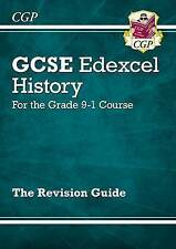 New GCSE History Edexcel Revision Guide - For the Grade 9-1 Course by CGP Books…