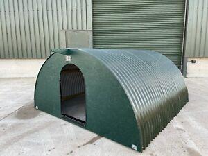 Pig Ark / Sow Ark / Animal Livestock Shelter, 6' x 8' & 8' x 8'