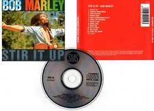 "BOB MARLEY ""Stir It Up"" (CD) 1990 - 12 Titres"