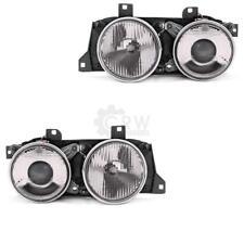 Scheinwerfer Set für BMW 5er E34 Bj. Limousine: 12.87–95 Touring: 91–06.96 2WT