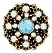 "Ginger Snapsâ""¢ Jewelry Brass Carnegie Sn08-76 Buy 4, Get 5Th $6.95 Snap Free"