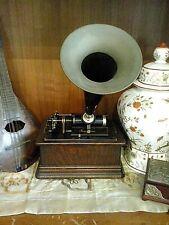 Radio d'epoca EDISON FONOGRAFO MODEL D  PHONOGRAPH