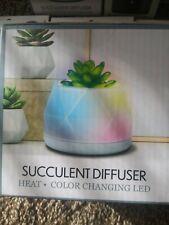 Cute Oil Succulent Diffuser