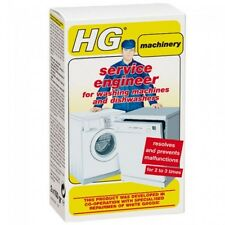 HG Service Engineer Cleaner For Washing Machines & Dishwashers Stops Smells