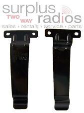 NEW BELT CLIP FOR KENWOOD RADIOS TK3100 TK2100 TK372G TK373G TK270 TK272G TK370G