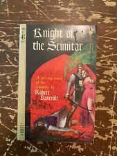1965 Knight Of The Scimitar by Robert Bancroft Pocket Book Paperback