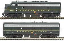 Spur H0 - Diesellokset EMD F7AB Pennsylvania Railroad - 9908 NEU