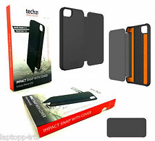 Genuine Tech21 D30 Impact Snap Case With Cover For iPhone 5s 5 SE Black T21-3579