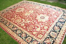 £ 4500 John Lewis fatto a mano persiano Ziegler Tappeto Vegetale Dye CHOBI 335 x 265 cm