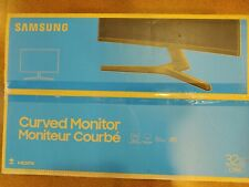 """NEW Samsung 32"""" FHD Curved LED Monitor  AMD FreeSync 75hz CR500"""