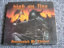 High on Fire-Surrounded by Thieves CD-2002 Germany-Heavy Metal-Relapse Records