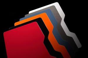 "Sonus faber CHAMELEON B 4 side panels ""metal blue"""
