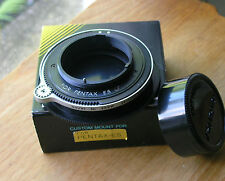 Tamron Adaptall   mount Pentax ES   m42 open aperture