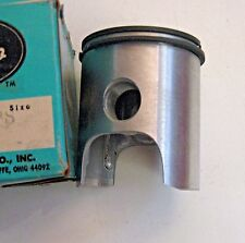 KAWASAKI T4B292S / KT440/3 STANDARD PISTON 55.5 MM WITH RINGS P/N 2081PS NOS