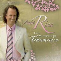 """ANDRE RIEU """"EINE MUSIKALISCHE TRAUMREISE"""" 3 CD BOX NEW"""