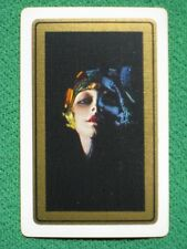 Rolf Armstrong Art Deco Pinup Kissproof Dream Girl Vintage 1928 MINT Swap Card