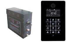Dampfgenerator Dampferzeuger Dampfset mit Touchscreen 9KW GS08-117U Dampfdusche