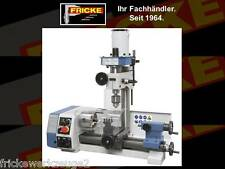BERNARDO Mini-Drehcenter Proficenter 250 Dreh-Fräsmaschine Vom Fachhändler!