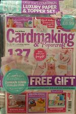 Cardmaking & Papercraft UK Free Gift Ideas #141 Mar 2015 FREE PRIORITY SHIPPING