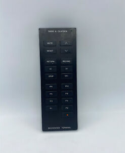Genuine Original Bang & Olufsen Beocenter Terminal Remote Controller - UK Seller