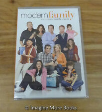 Modern Family: The Complete Fourth Season 4 ~ NEW/SEALED DVD