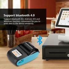 58mm Ricevuta Stampante Termica USB Wireless Bluetooth Per IOS Android Windows