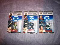 DC Nano Metalfigs Poison Ivy, Darkseid, Doomsday Die-Cast Metal Jada *Lot of 3*