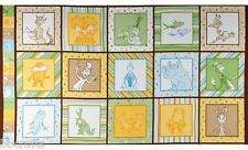 NEW 15 DR.SUESS'S CAT IN THE HAT PANELS FOR QUILTS HOME DECOR & OTHER PROJECTS