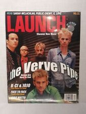 90'S Unopened! Launch On Cd-Rom No.31 The Verve Pipe Cover Issue. New For Mac Pc