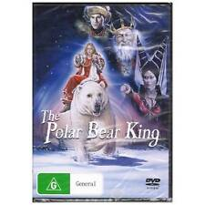DVD Polar Bear King The Jack Fjeldstad 1991 Family Adventure Bears G R4 BNS