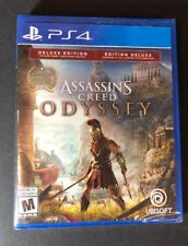 Assassin's Creed Odyssey [ Deluxe Edition ] (PS4) NEW